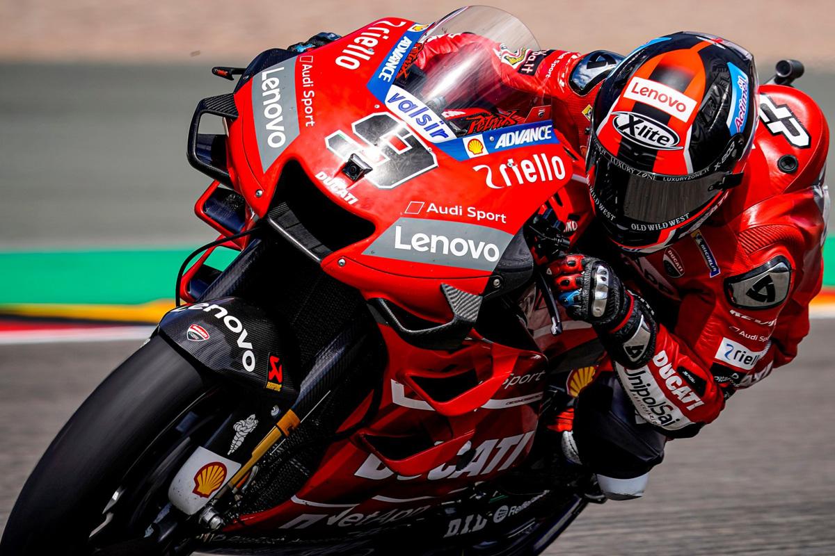 MotoGP ドゥカティ ドイツGP