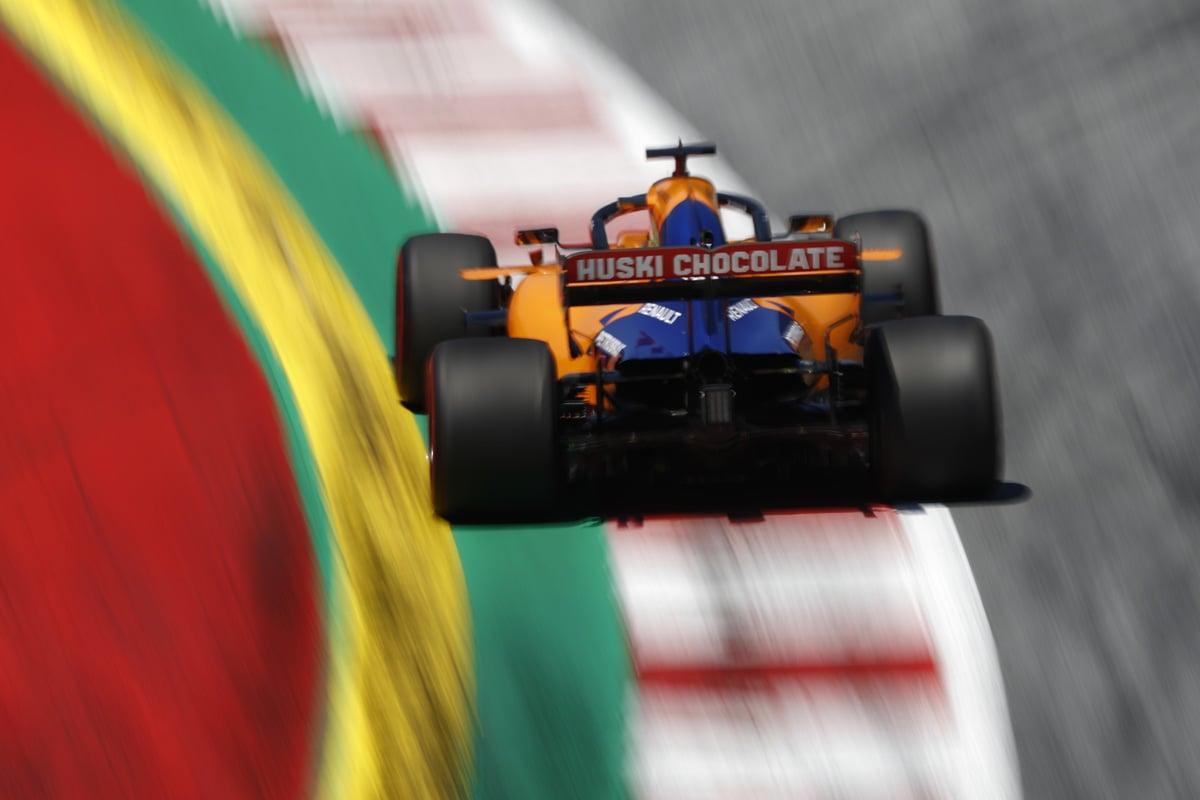 F1 マクラーレン メルセデス