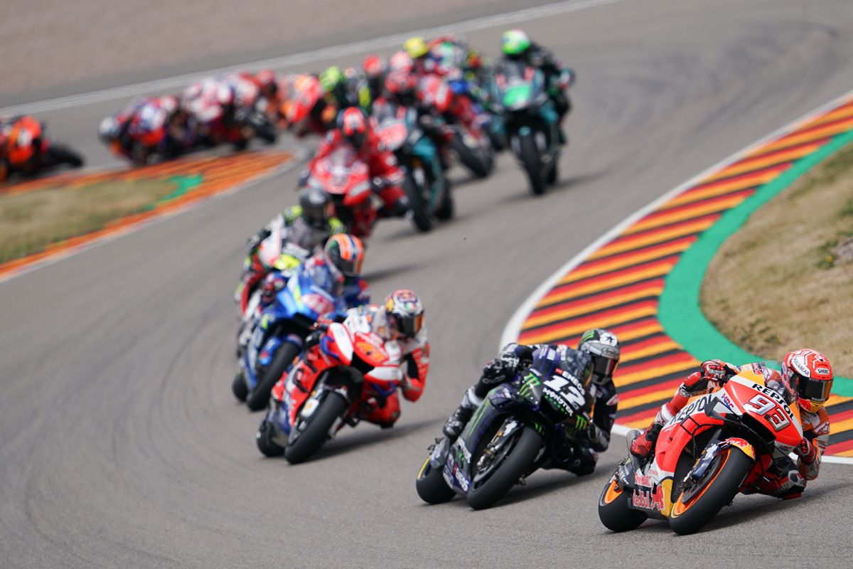 MotoGP ドイツGP 結果