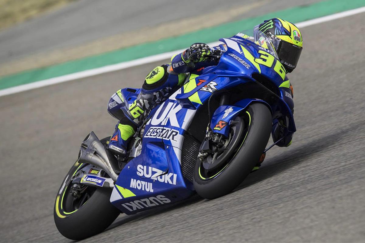 MotoGP スズキ ドイツGP