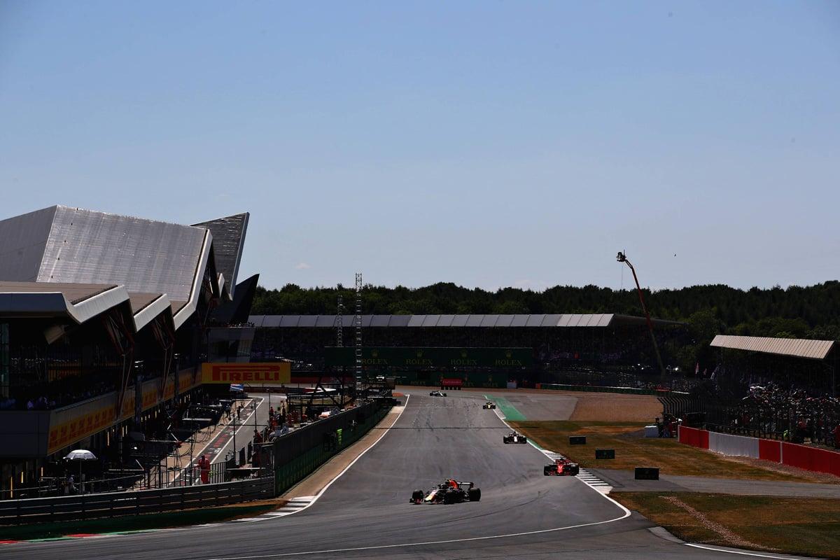 2019年 F1イギリスGP テレビ放送時間&タイムスケジュール