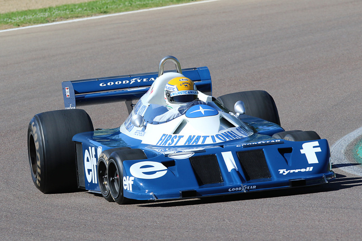 F1 ティレル P34