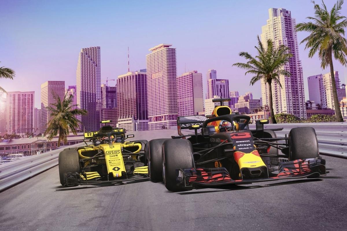 F1 マイアミGP