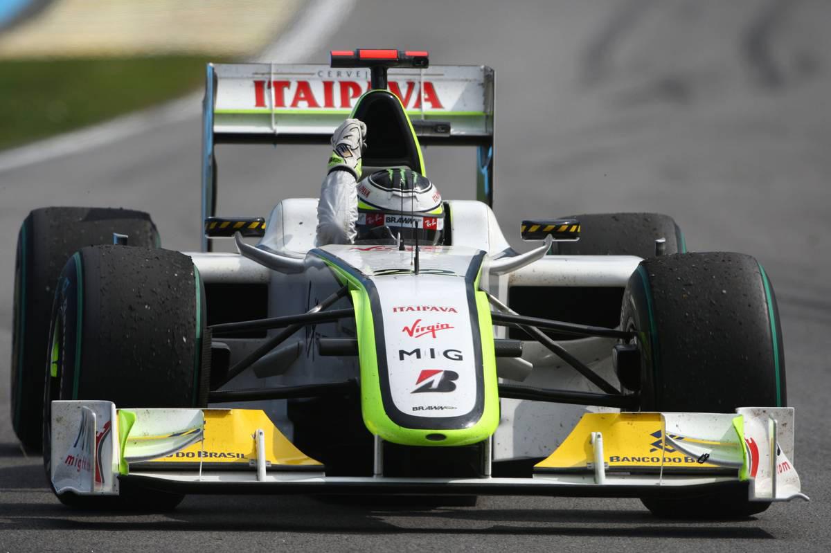 F1 ジェンソン・バトン