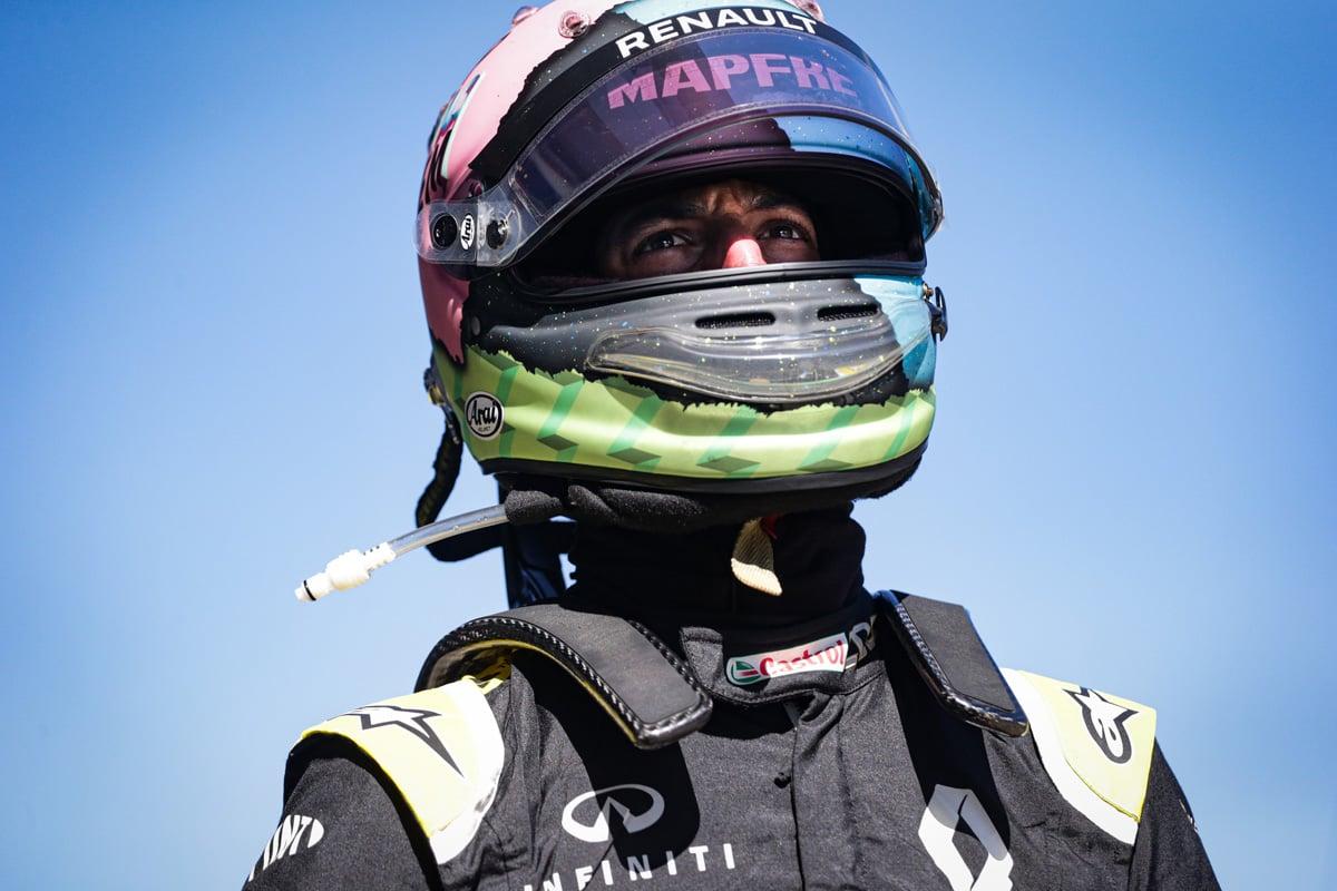 F1 ダニエル・リカルド