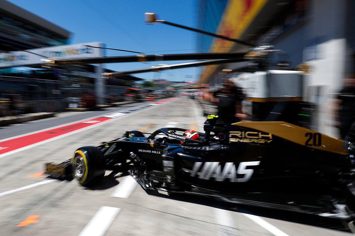 F1 リッチエナジー ハースF1チーム