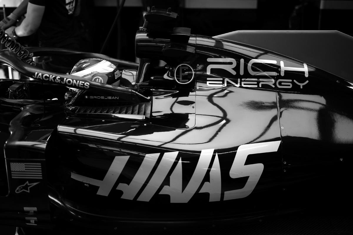 F1 ハースF1チーム リッチエナジー