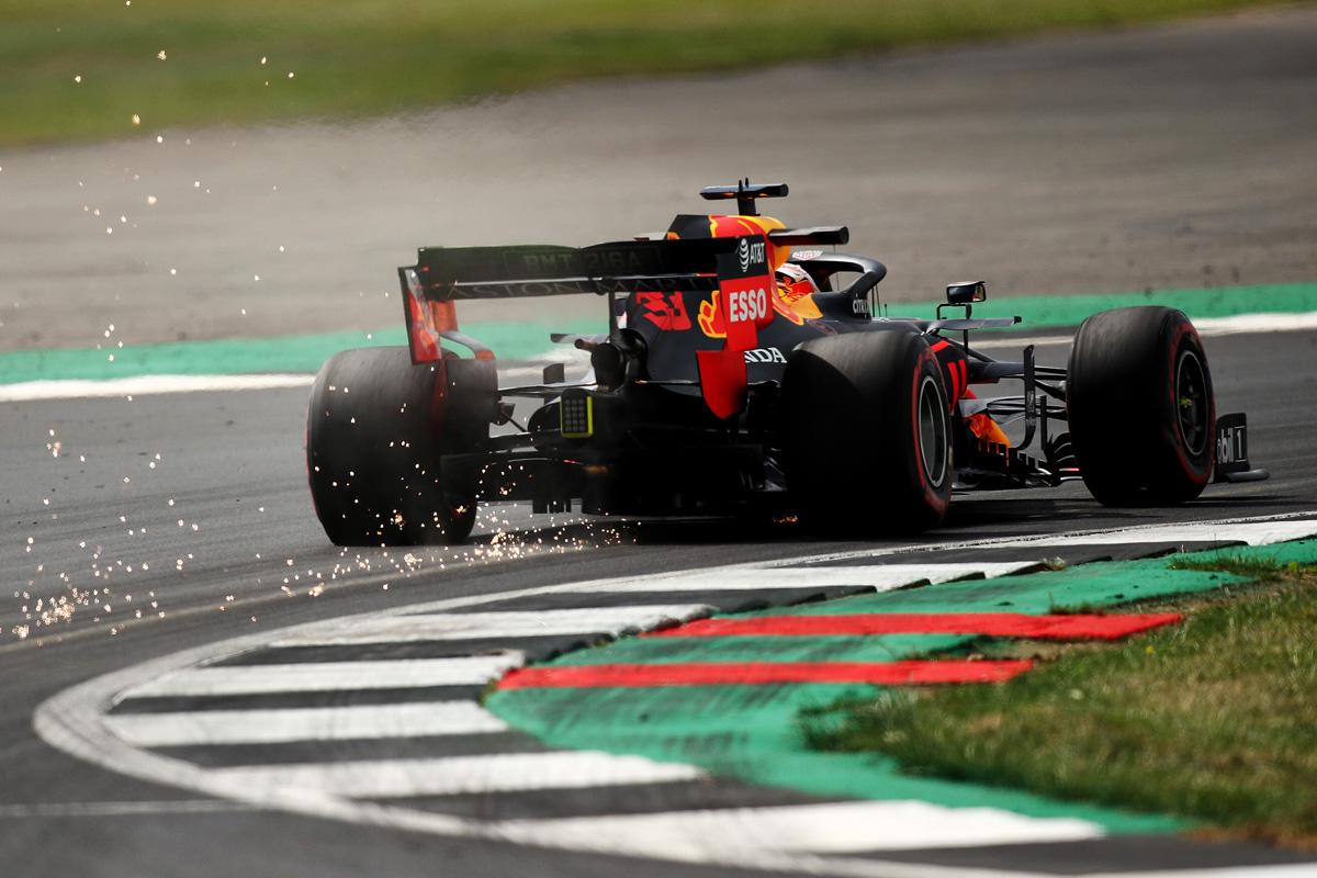 2019年 F1イギリスGP フリー走行2回目 結果・タイム