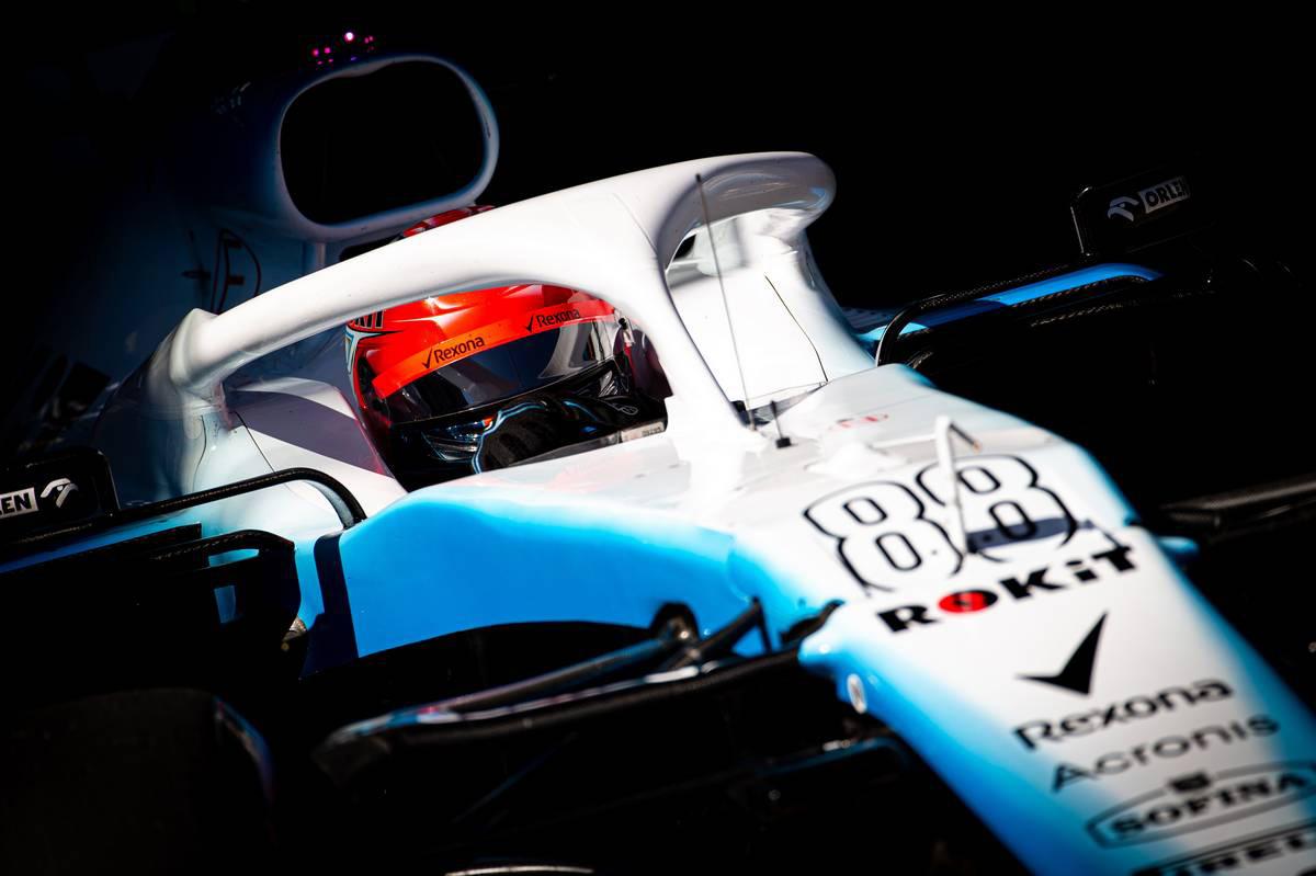 F1 ウィリアムズF1 ロキット