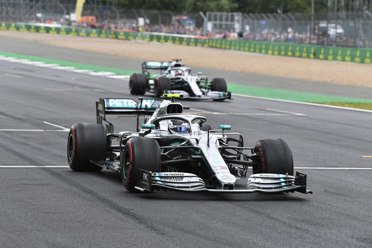 2019年 F1イギリスGP フリー走行2回目 動画