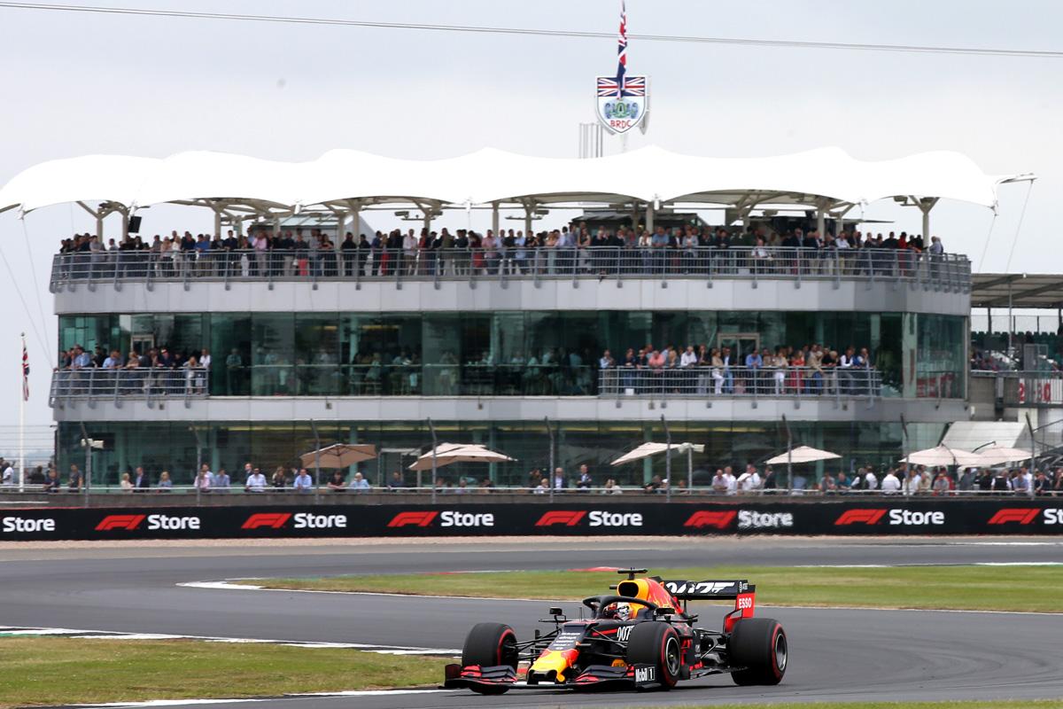 【速報】 F1イギリスGP 予選 結果/順位