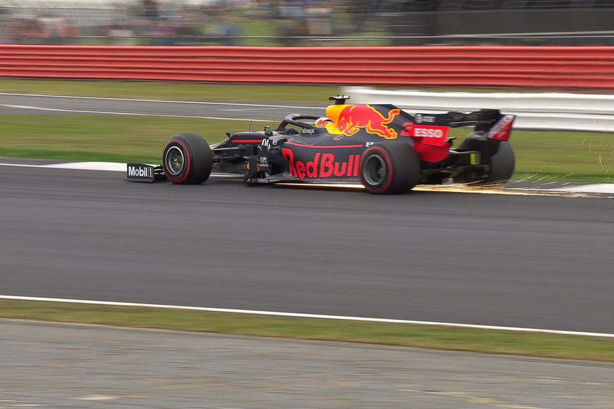 2019年 F1イギリスGP フリー走行3回目 結果・タイム