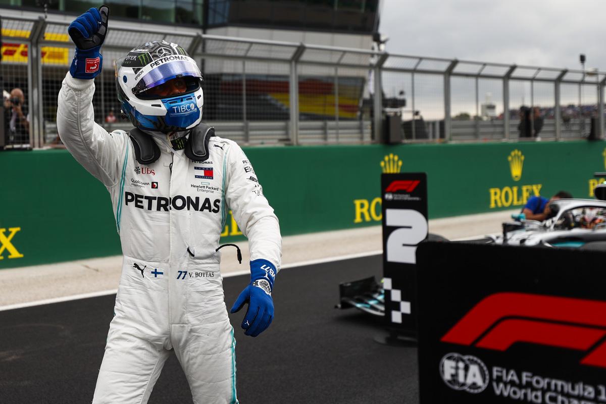 F1 バルテリ・ボッタス メルセデスAMG F1