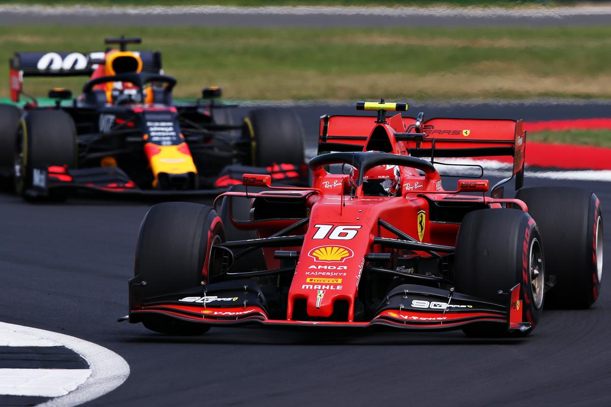 F1 フェラーリ レッドブル・ホンダ