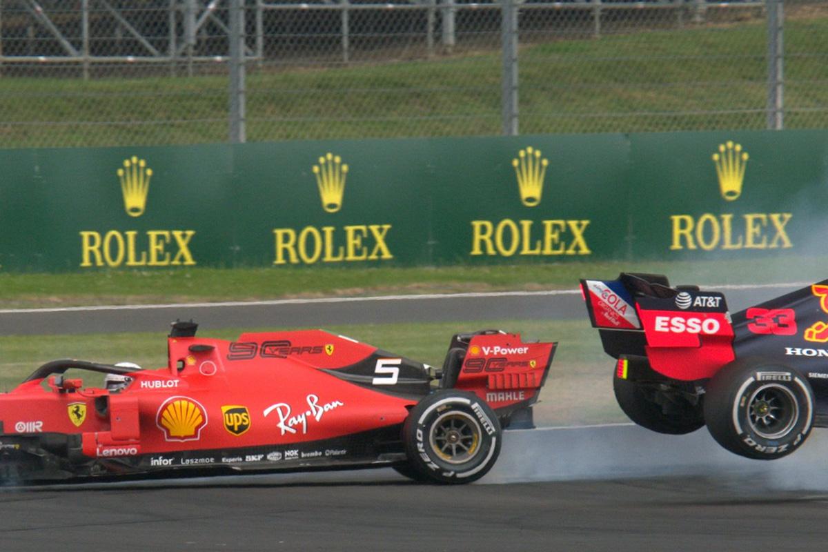 F1 レッドブル セバスチャン・ベッテル