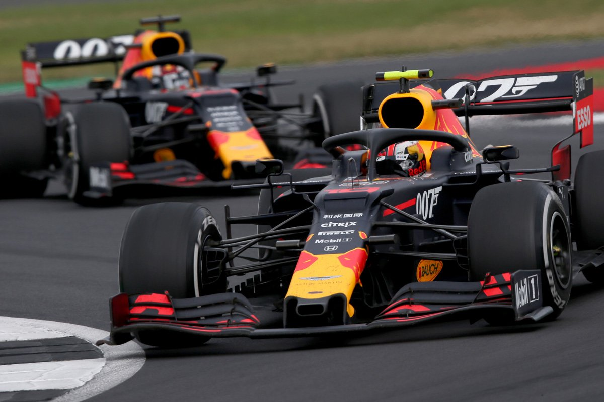 F1 ホンダF1 イギリスGP