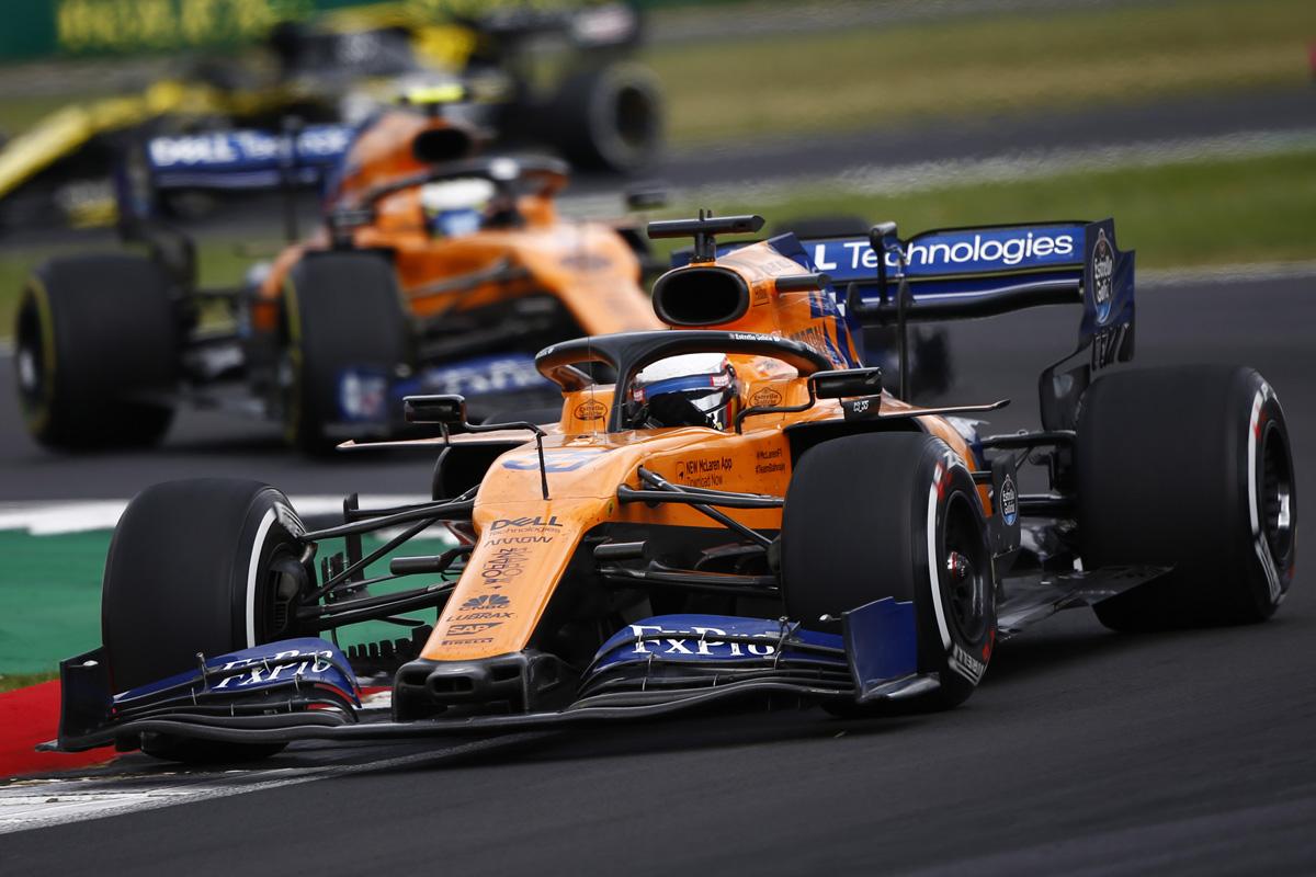F1 マクラーレン イギリスGP