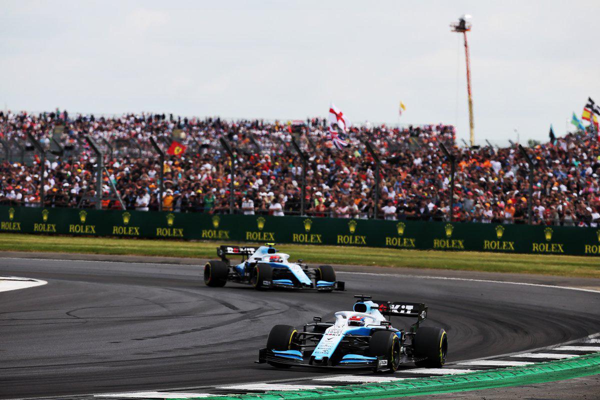 F1 ウィリアムズF1 イギリスGP