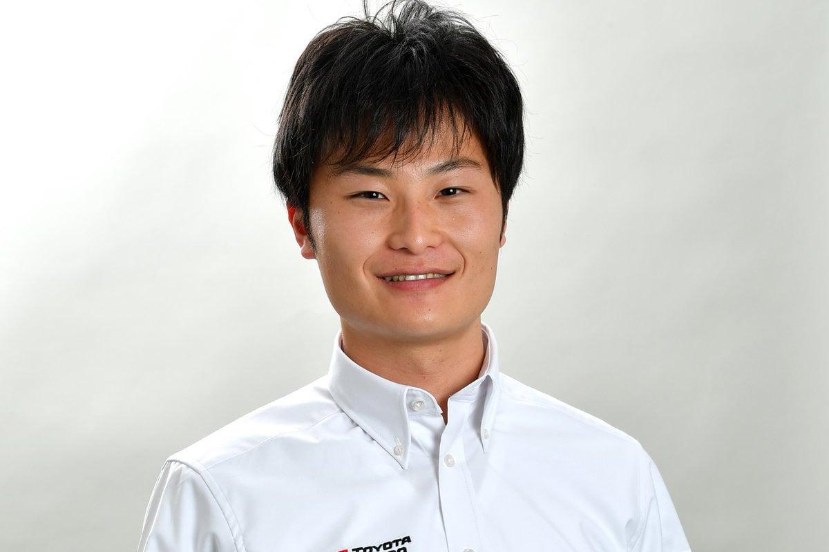 山下健太 トヨタ WEC