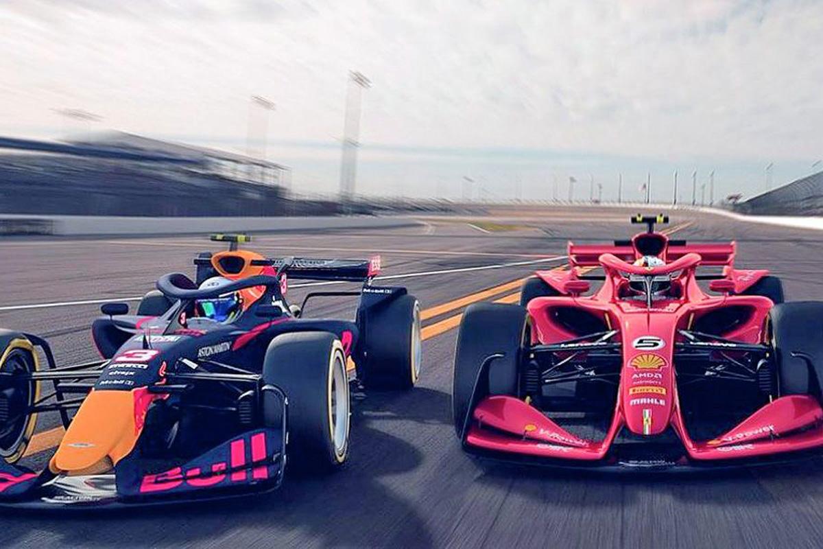 F1 グランド・エフェクト