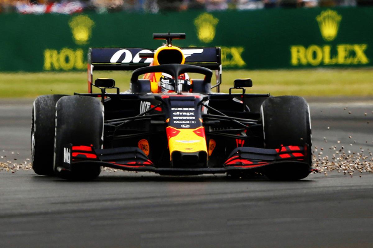 F1 レッドブル・ホンダ フェラーリ
