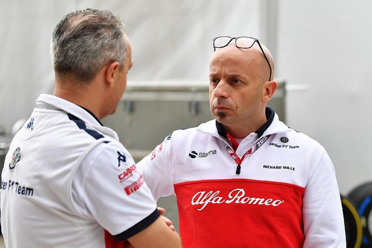 F1 シモーネ・レスタ