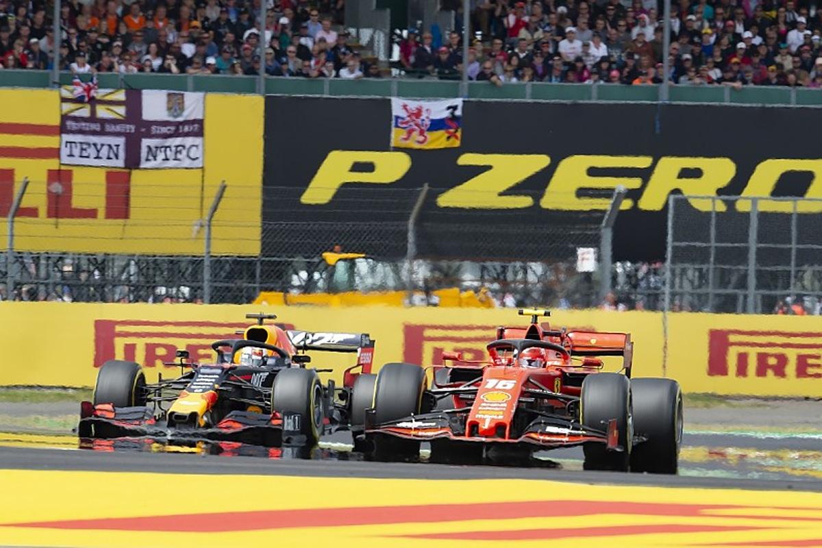 F1 シャルル・ルクレール マックス・フェルスタッペン