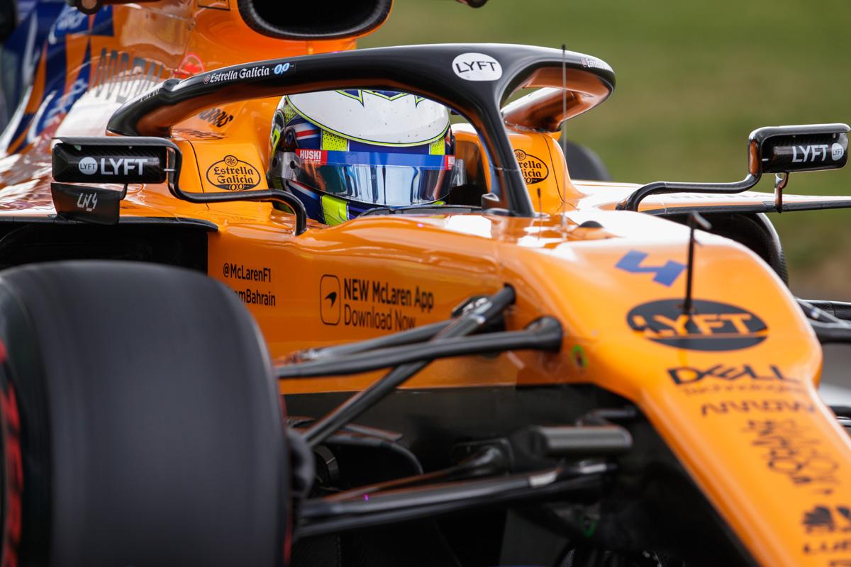 F1 ルイス・ハミルトン マクラーレン