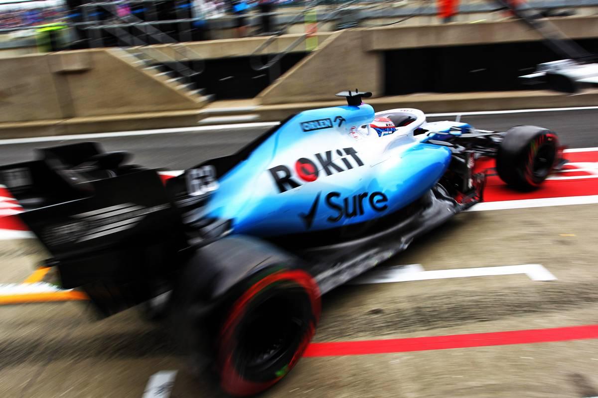 F1 ウィリアムズF1 メルセデス