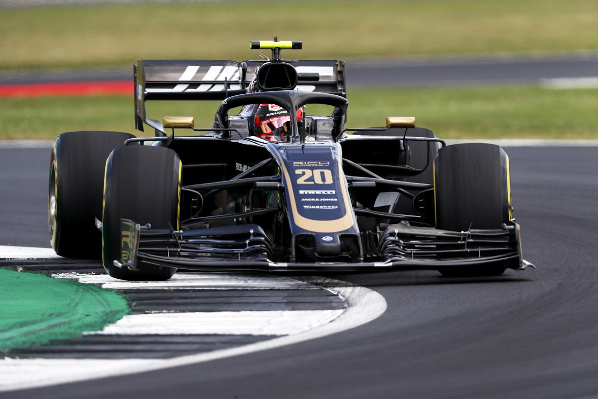 F1 ケビン・マグヌッセン レッドブル・ホンダ