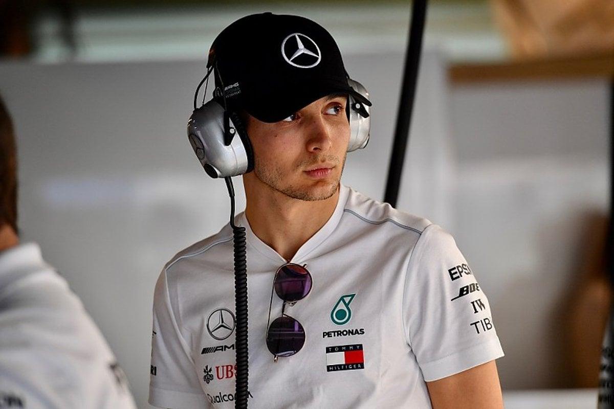 F1 エステバン・オコン ハースF1チーム