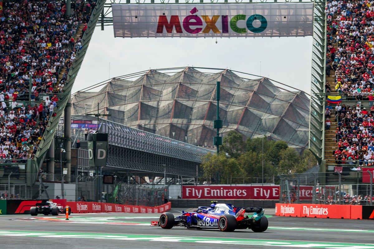 F1 メキシコGP