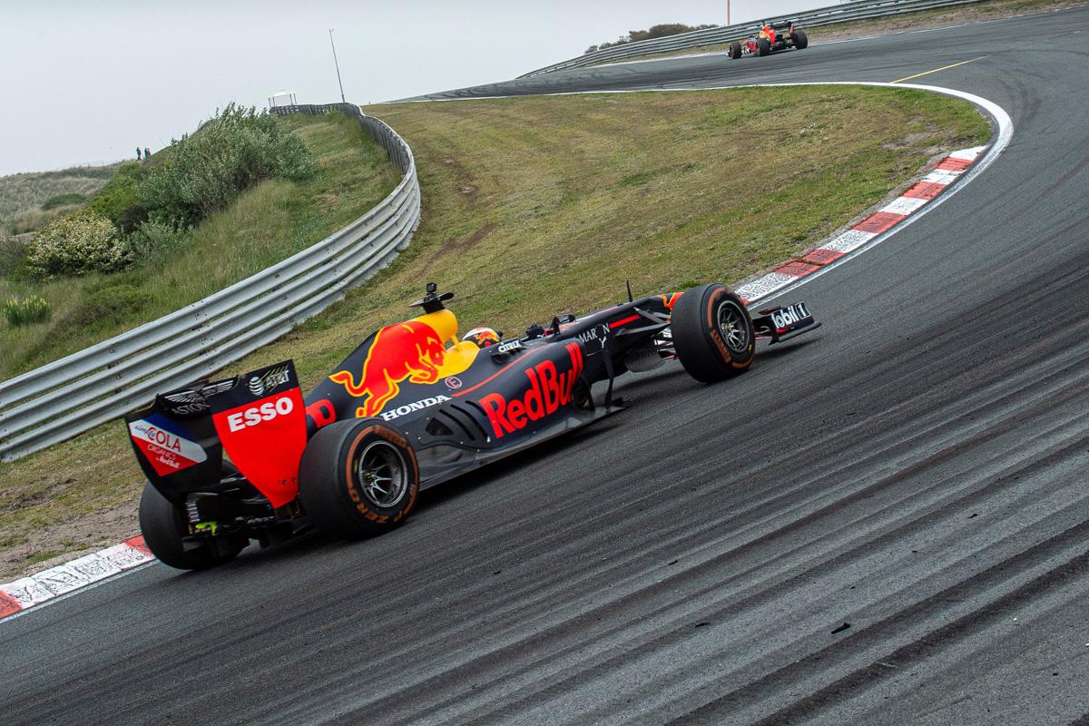 F1 オランダGP ザントフォールト
