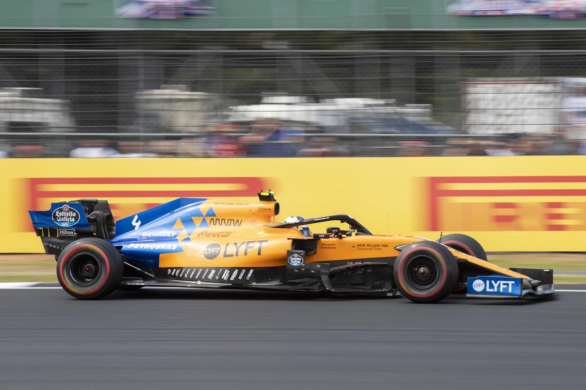 F1 ルノーF1 マクラーレン