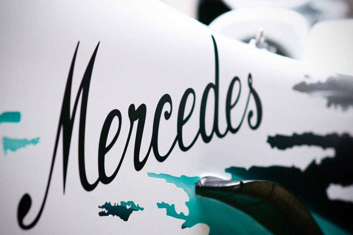 F1 メルセデスAMG F1 ドイツGP