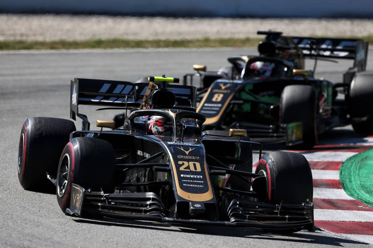 F1 ハースF1チーム