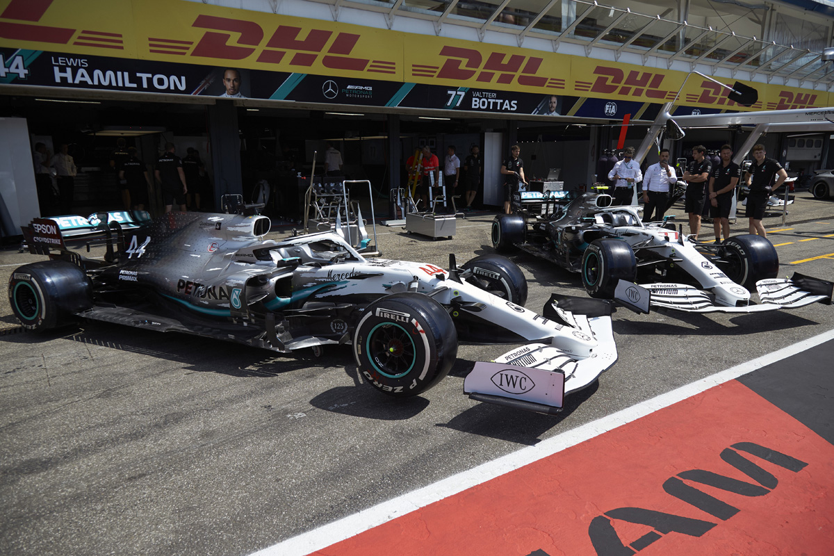 F1 ドイツGP 2019年のF1世界選手権