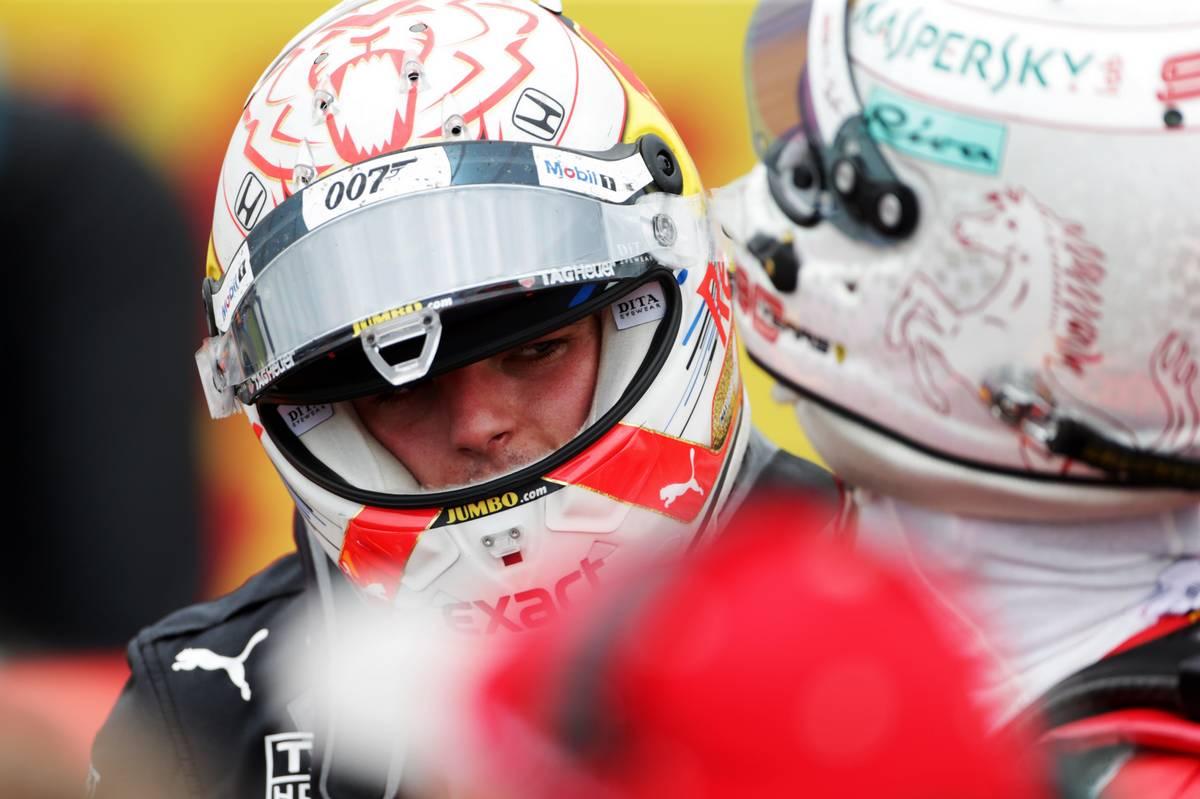 F1 マックス・フェルスタッペン セバスチャン・ベッテル