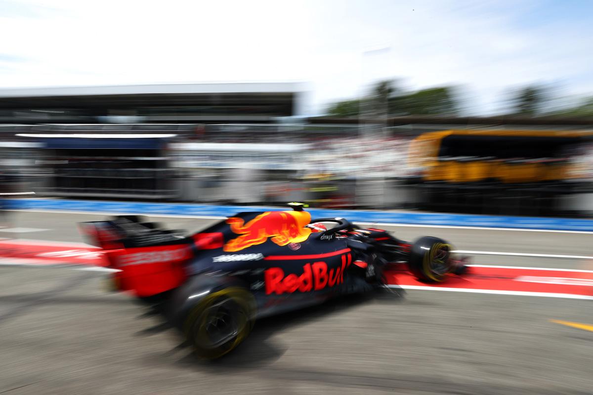 F1 ドイツグランプリ