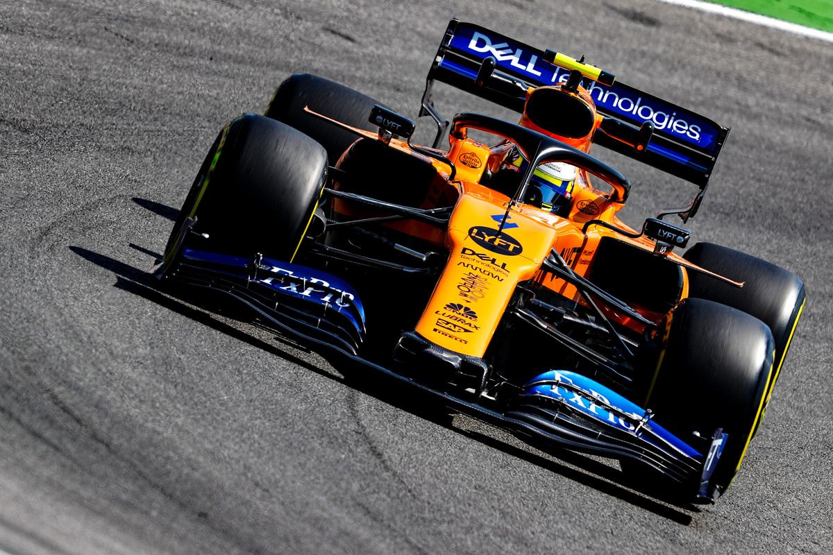 F1 マクラーレン ドイツGP