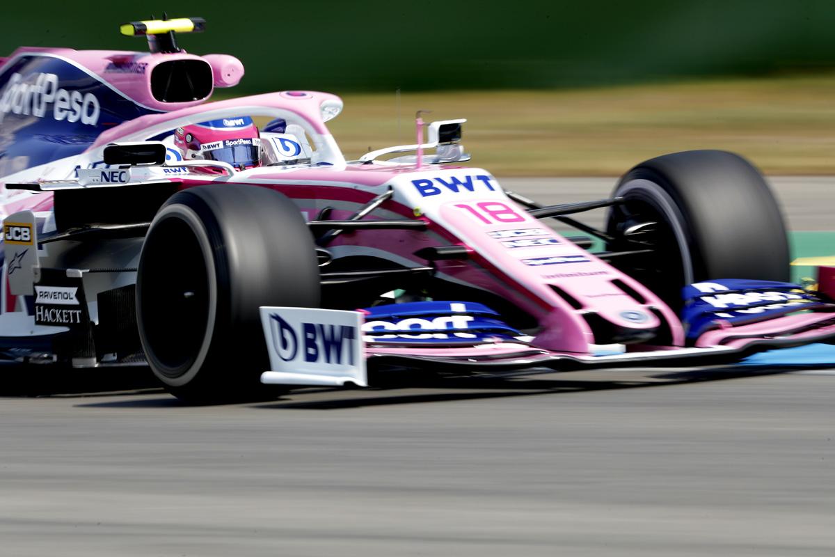 F1 レーシング・ポイントF1チーム ドイツGP