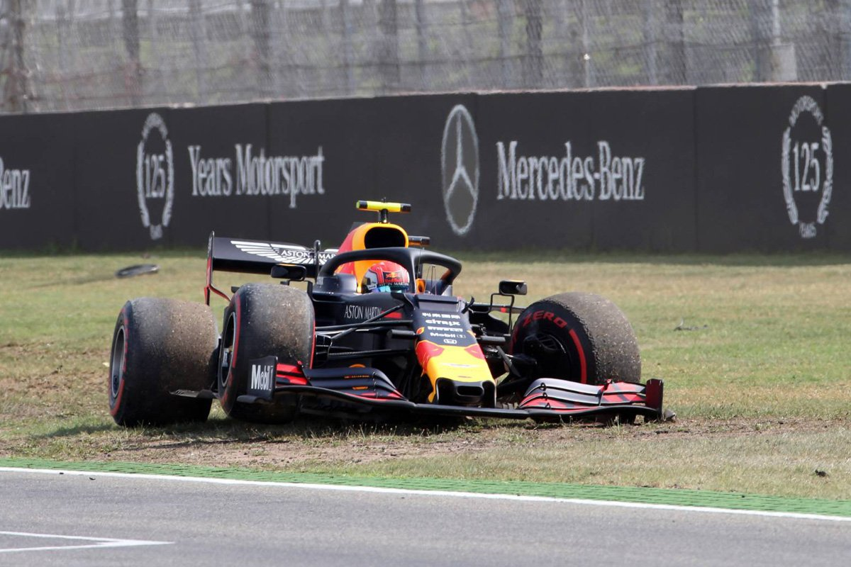 F1 レッドブルF1 ピエール・ガスリー