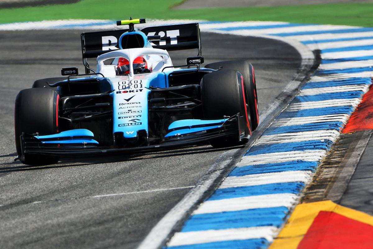 F1 ウィリアムズ ドイツGP
