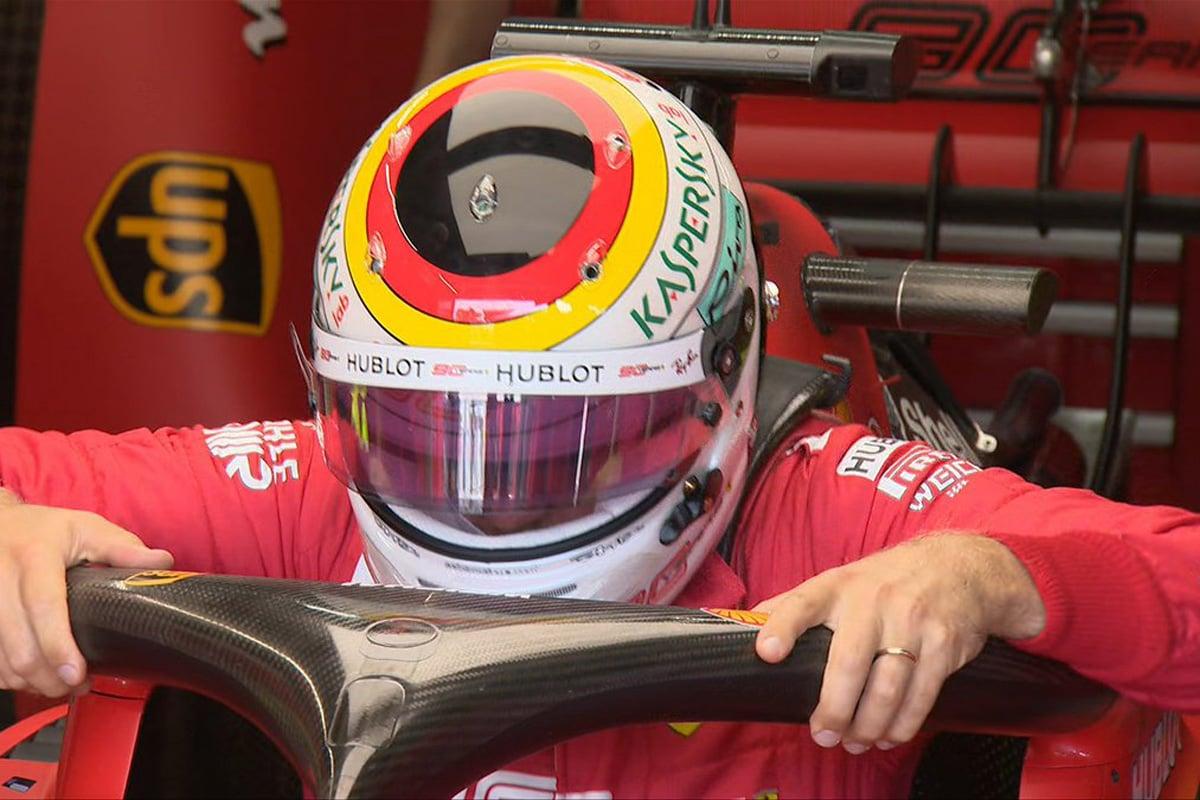 F1ドイツGP 予選Q1 結果