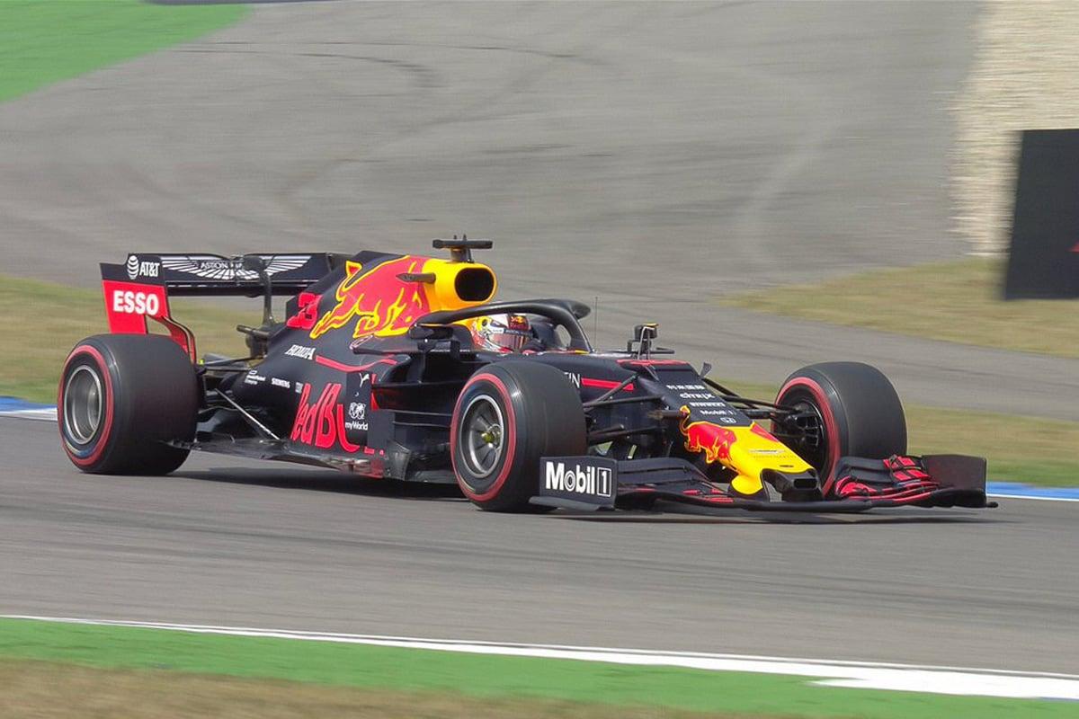 F1ドイツGP 予選Q2 結果