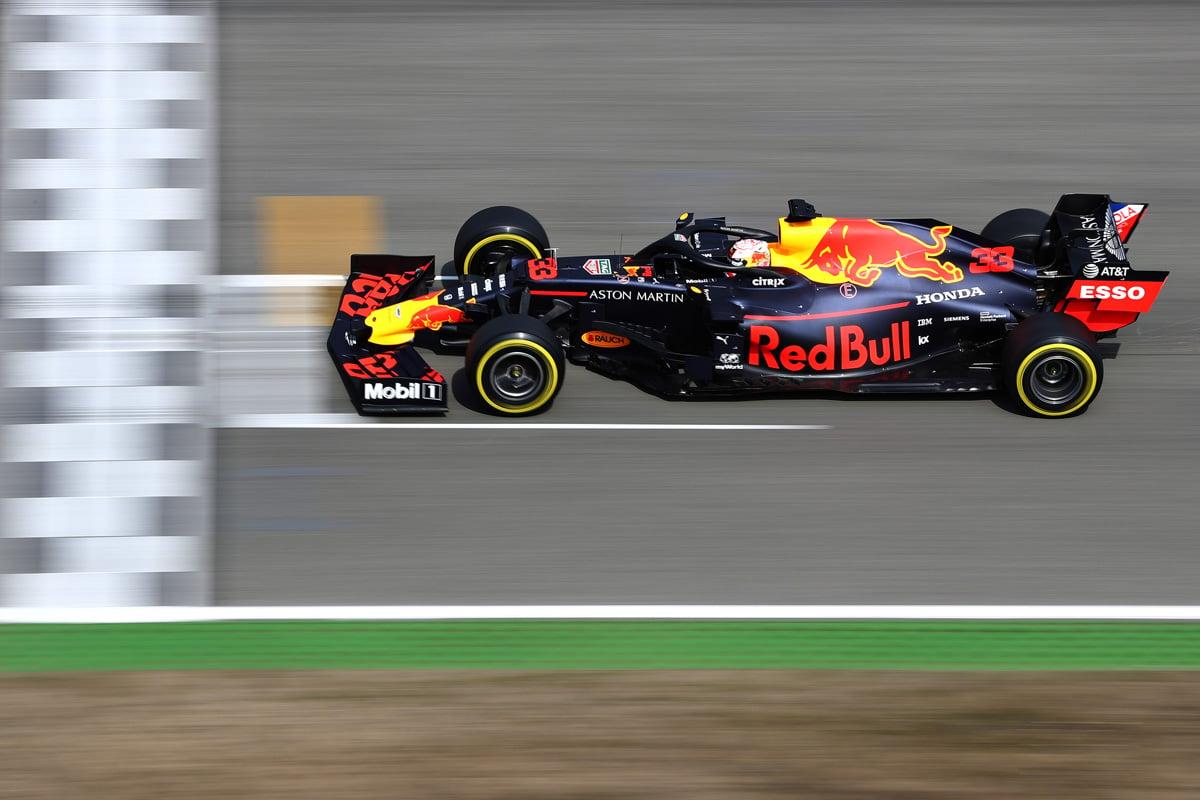 F1ドイツGP 予選 結果/順位