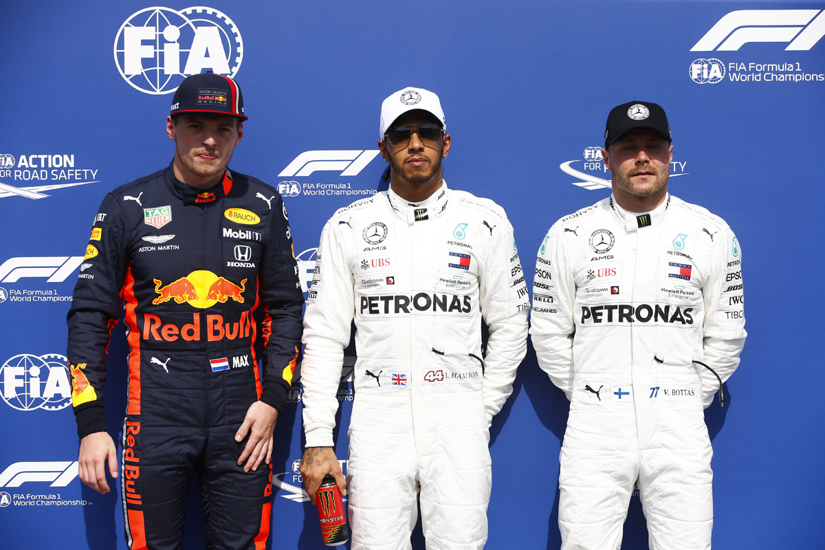 F1 ドイツGP 予選