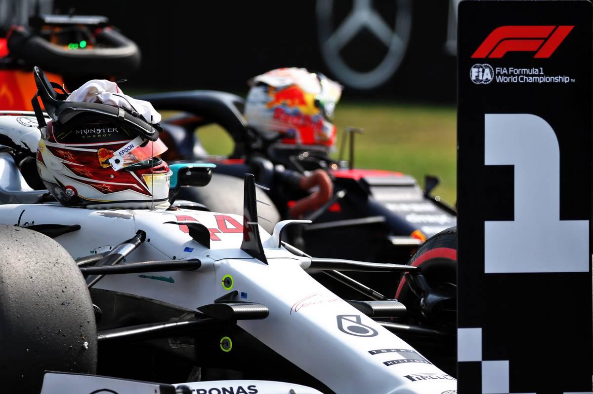 F1ドイツGP 決勝