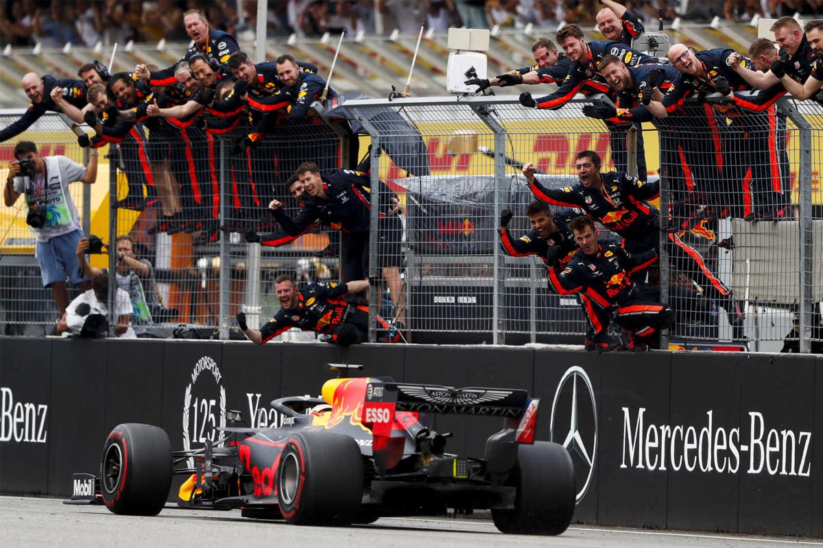 2019年 F1ドイツGP 決勝 動画