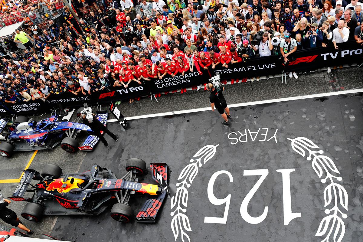 2019年 F1 ドイツGP 決勝 ピレリ タイヤ戦略解説
